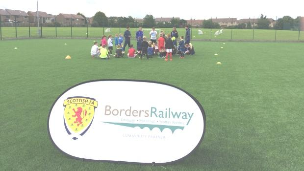 football camp dalkeith