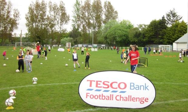 Tesco Bank Football Challenge 2016/17