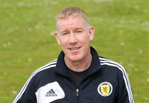 Keith Wright Football Development Officer