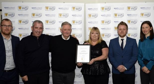 Midlothian Football Clubs Receive National Recognition