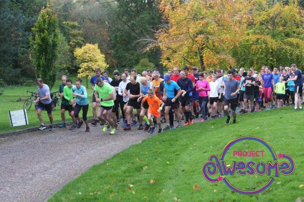 Vogrie Park Run