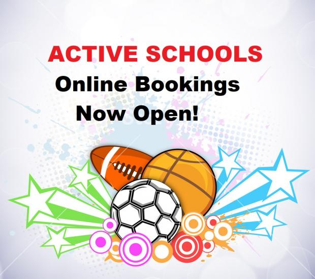 Active Schools Online Bookings – Newbattle