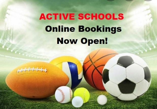 Active Schools Online Bookings  Lasswade